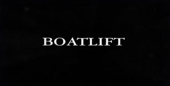 Boatlift Poster