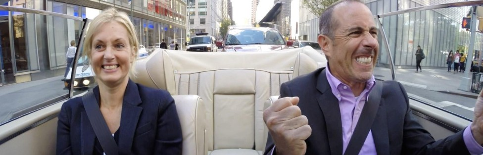 """A Laugh & A Coffee To Go (Series Review: """"Comedians in Cars Getting Coffee"""")"""