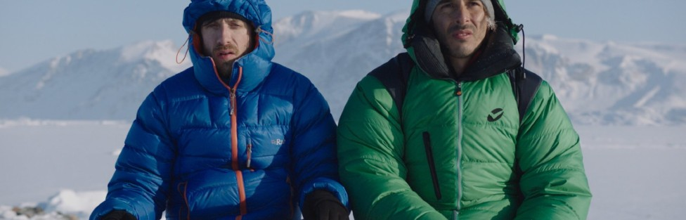 """Frozen in Translation (Film Review: """"Journey to Greenland"""")"""