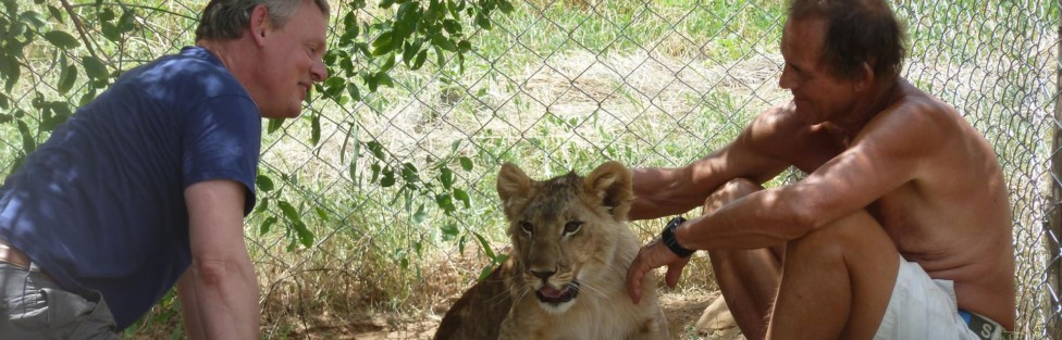 """Reborn Free (Documentary Review: """"Martin Clunes & A Lion Called Mugie"""")"""