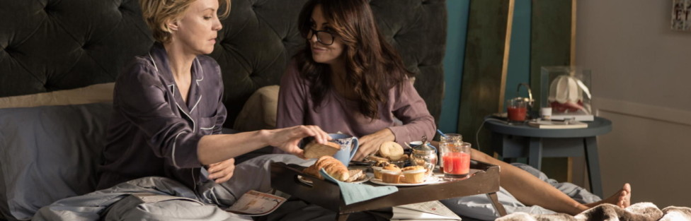 """The Reluctant Partner (Film Review: """"Me, Myself and Her"""")"""