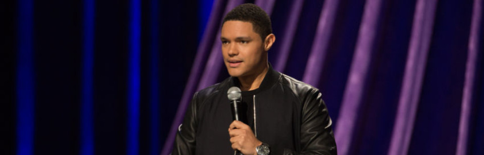 """No Travel Ban on Laughter (Standup Comedy Review: """"Trevor Noah: Afraid of the Dark"""")"""
