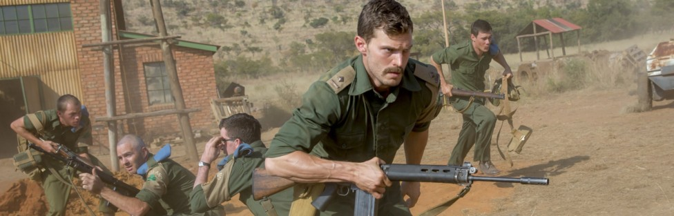 "The Fighting Irish in Congo (Film Review: ""The Siege of Jadotville"")"
