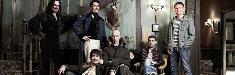 "Blood Brothers (Film Review: ""What We Do in the Shadows"")"