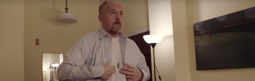 Love+Time-Distance = Hate (Stand-up Review: Louis C.K. 2017)
