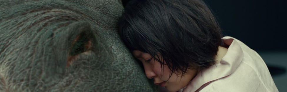 "A Girl & Her PIG (Film Review: ""Okja"")"