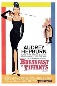 breakfast at tiffany'sPOSTER