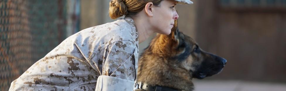 """Woman's Best Friend (Film Review: """"Megan Leavey"""")"""