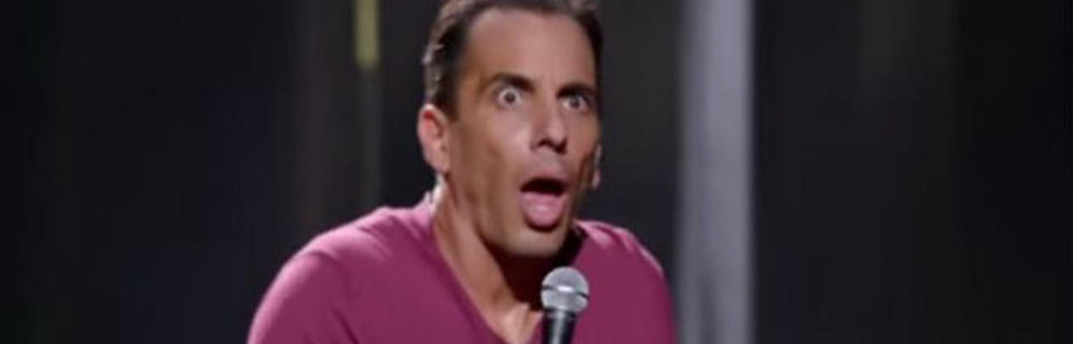 """What's Wrong with People? (Standup Review: """"Sebastian Maniscalco: Aren't You Embarassed?)"""