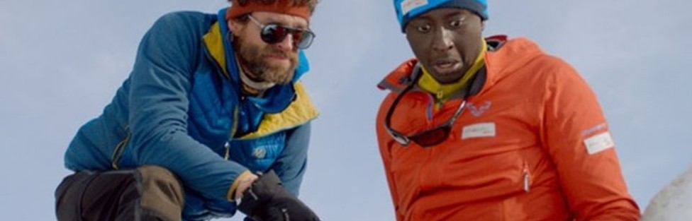"""Ain't No Mountain High Enough (Film Review: """"The Climb"""")"""
