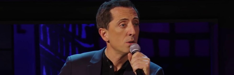 "From Paris to NYC by way of Morocco (Standup Comedy Special: ""Gad Elmaleh: American Dream"")"