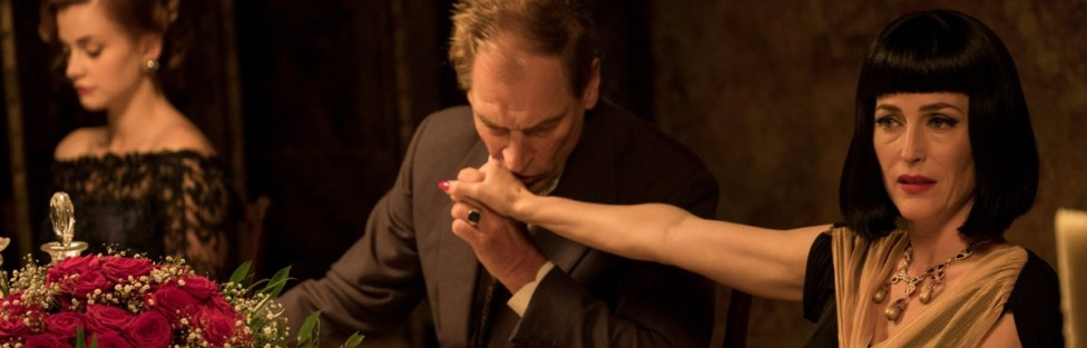 """No Mourning Period for Murder (Film Review: """"Crooked House"""")"""