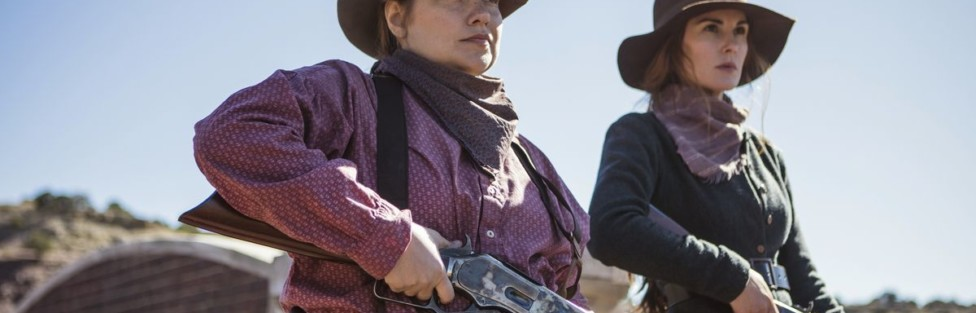 "This Ain't No Petticoat Junction (Series Review: ""Godless"")"