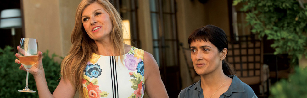 "Guess Who's Staying for Dinner? (Film Review: ""Beatriz at Dinner"")"