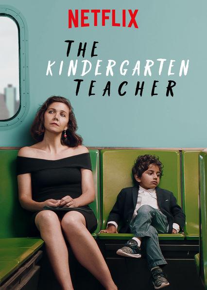 thekindergartenteacherPOSTER