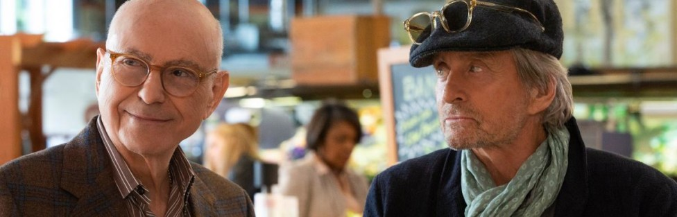 """Second Acts (Series Review: """"The Kominsky Method"""")"""