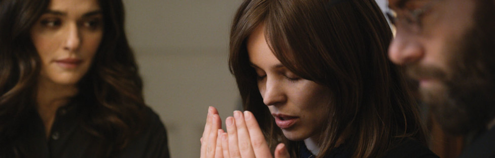 "Nice Jewish Girls (Film Review: ""Disobedience"")"