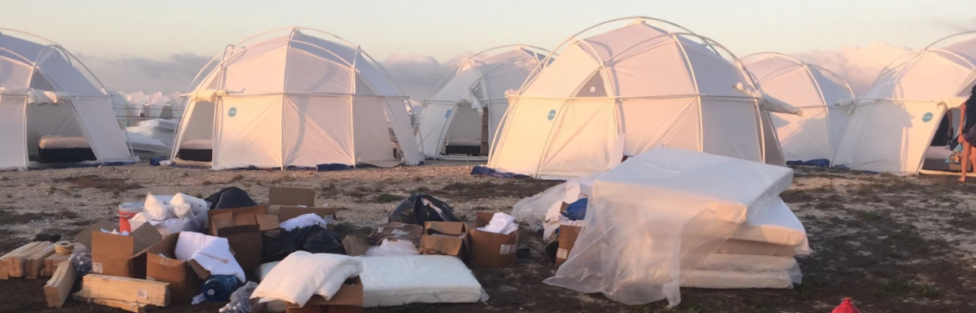 """From the Fyre Into The Frying Pan (Documentary Review: """"Fyre: The Greatest Party That Never Happened"""")"""