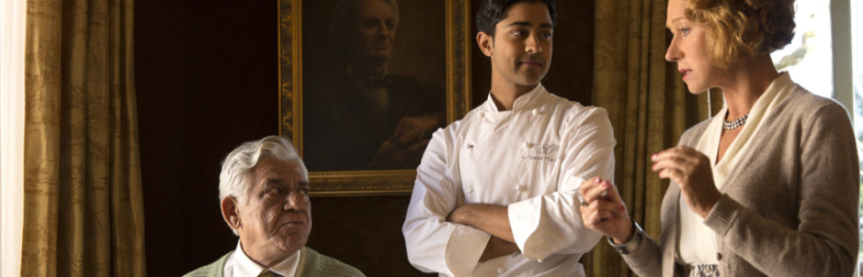 "Crossing the Road (Film Review: ""The Hundred-Foot Journey"")"