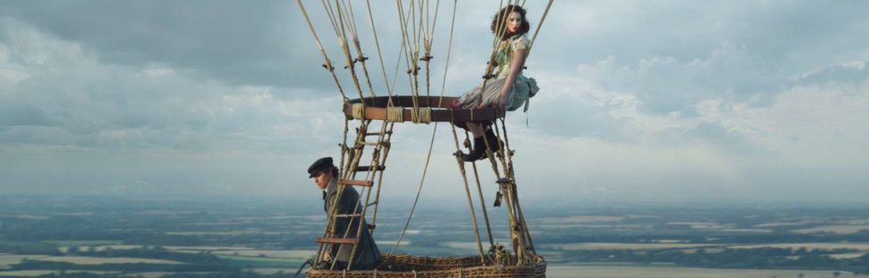 """Up, Up & Away (Film Review: """"The Aeronauts"""")"""