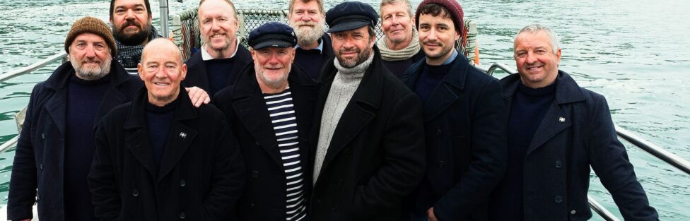"Sea Shanties (Film Review: ""Fisherman's Friends"")"