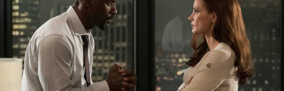 """A Seat at the Table (Film Review: """"Molly's Game"""")"""