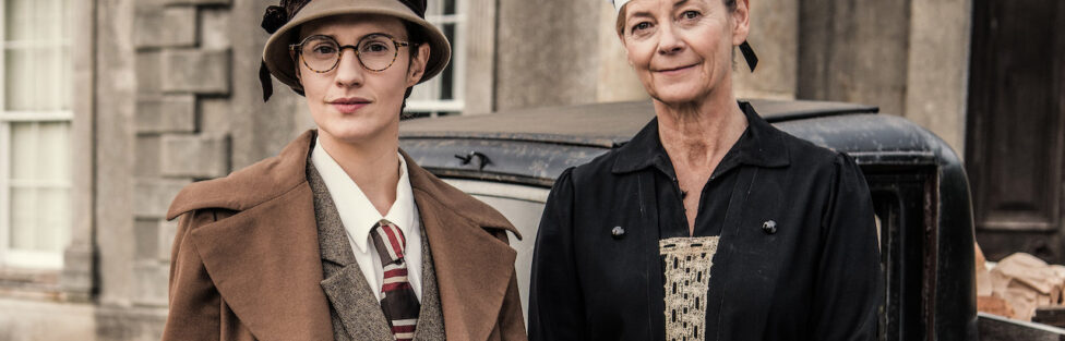 """While the Lady Vanished (Film Review: """"Agatha and the Truth of Murder"""")"""