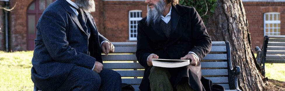 """Defining Redemption (Film Review: """"The Professor and the Madman"""")"""