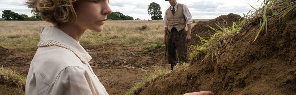 """Just Below the Surface (Film Review: """"The Dig"""")"""