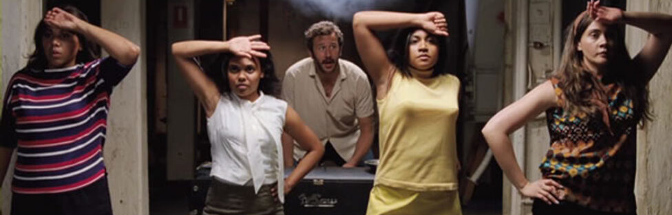 """Singing to the Troops (Film Review: """"The Sapphires"""")"""